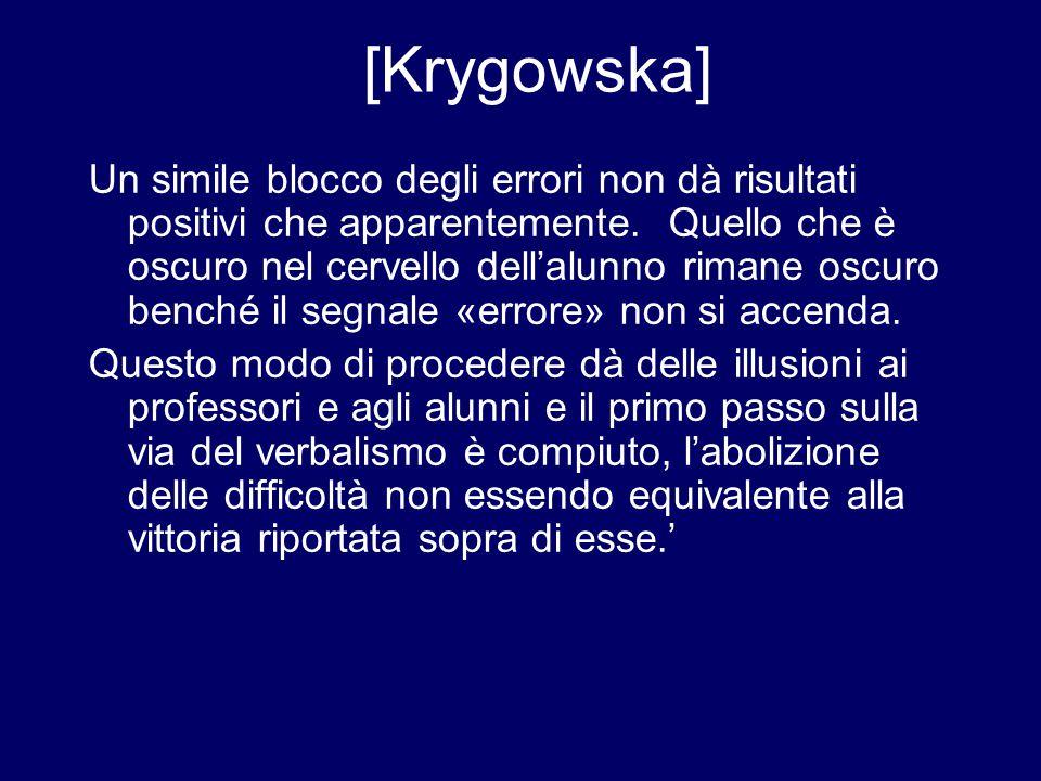 [Krygowska]